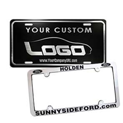 License Plate Products