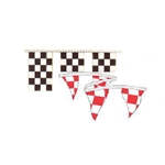 Checkered Pennants