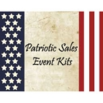 Patriotic Sales Event Kits