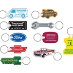 Custom Key Tags & Fobs