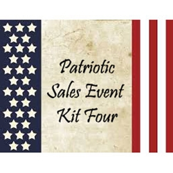 Patriotic Sales Event Kit<br>Kit One