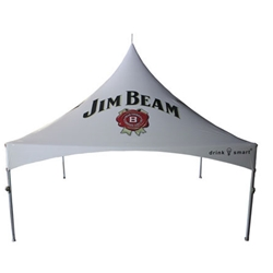 Custom Printed Tents - 4 Side Printing