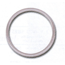 "High Quality 7/8"" Metal King Ring"