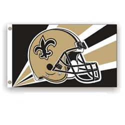 New Orleans Saints 3x5 Flag