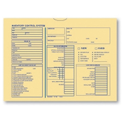 Inventory Control Deal Envelope