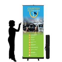Custom Printed Retractable Displays