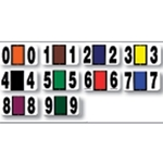 Color-Coded Numbers