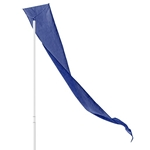 "8' x 18"" Replacement Pennants"
