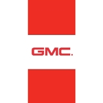 GMC Light Pole Flags (Horizontal, double sided)