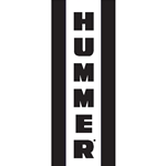 Hummer Light Pole Flags (Vertical)