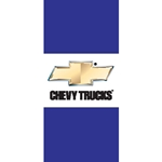 Chevy Trucks Pole Flags (Horizontal)