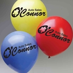 Custom Imprinted Balloons