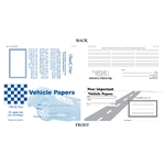 Paper Document Holders