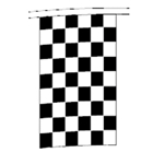 Heavy-Duty Race Style Flag Lines